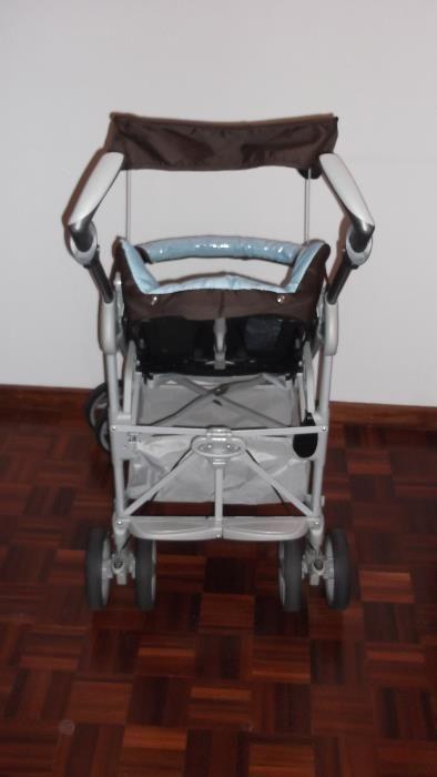 carrinho de bebé completo da marca Prénatal Vila do Conde - imagem 8