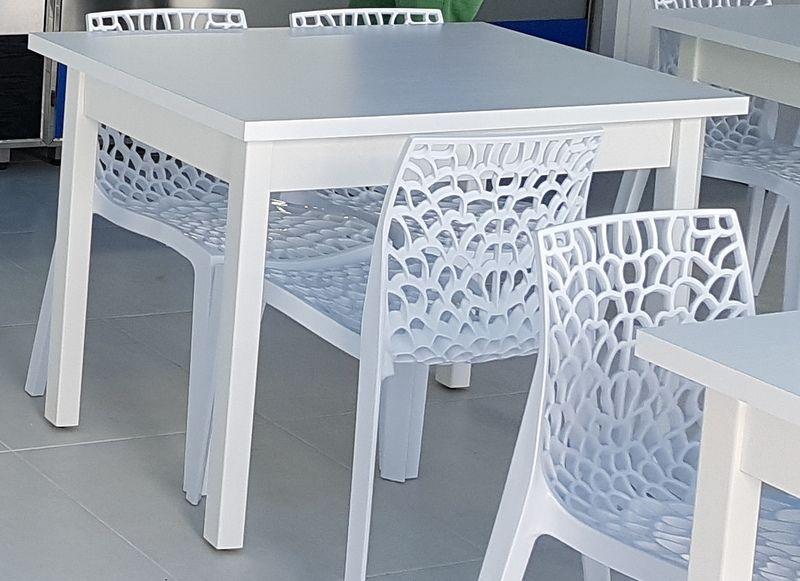 Krzesła ażurowe; stoły ażurowe; stoły białe Kędzierzyn Koźle