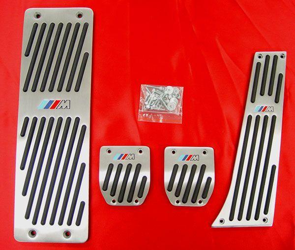 Pedais BMW - Linha M - BMW X1 E30 E36 E46 E49 E90 E87 E93
