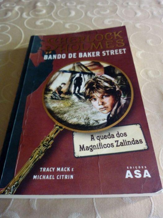 Sherlock Holmes — Bando de Baker Street