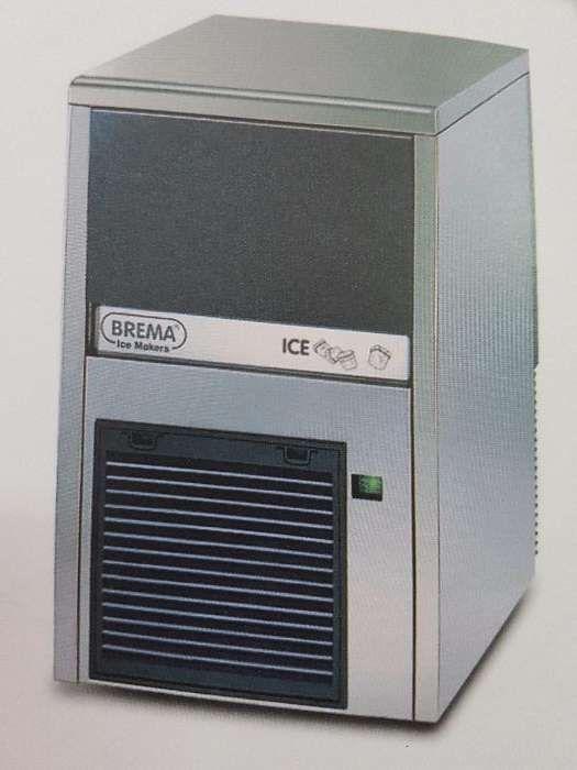Máquina de Gelo em cubo Brema! Nova