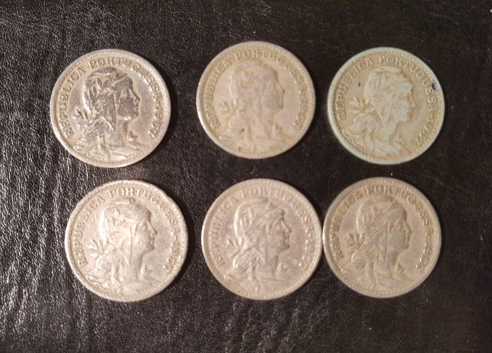 Moedas 50 Centavos 1957 (Bom Estado)