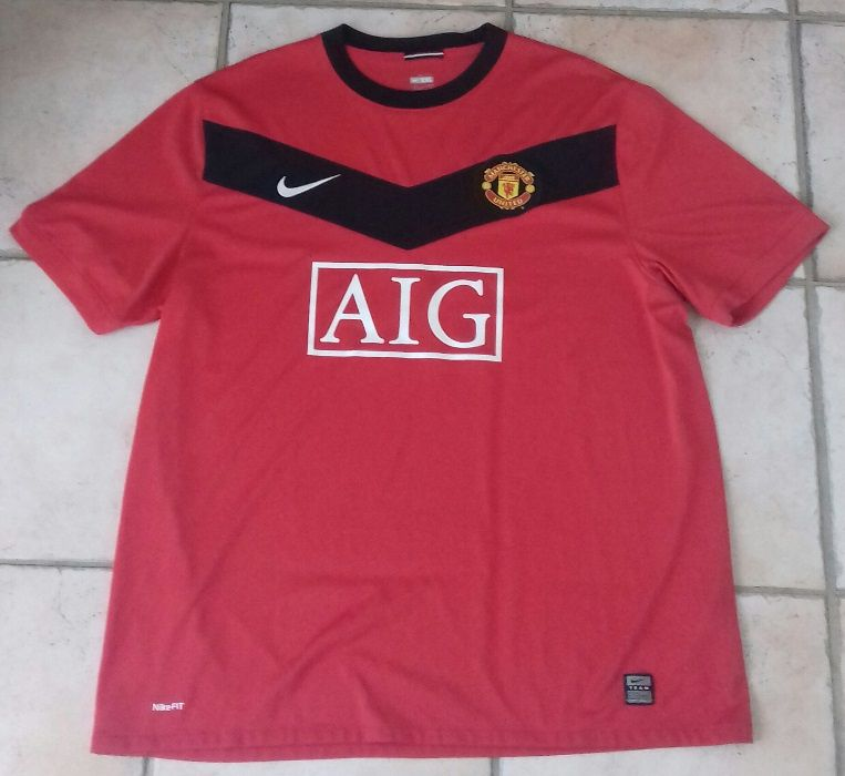3 Camisolas Originais do Manchester United Lagos • OLX Portugal 32745dad690
