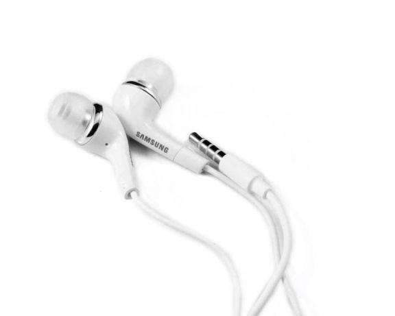 R39 Fones Auriculares Samsung Galaxy Controle Volume & Microfone Novo!