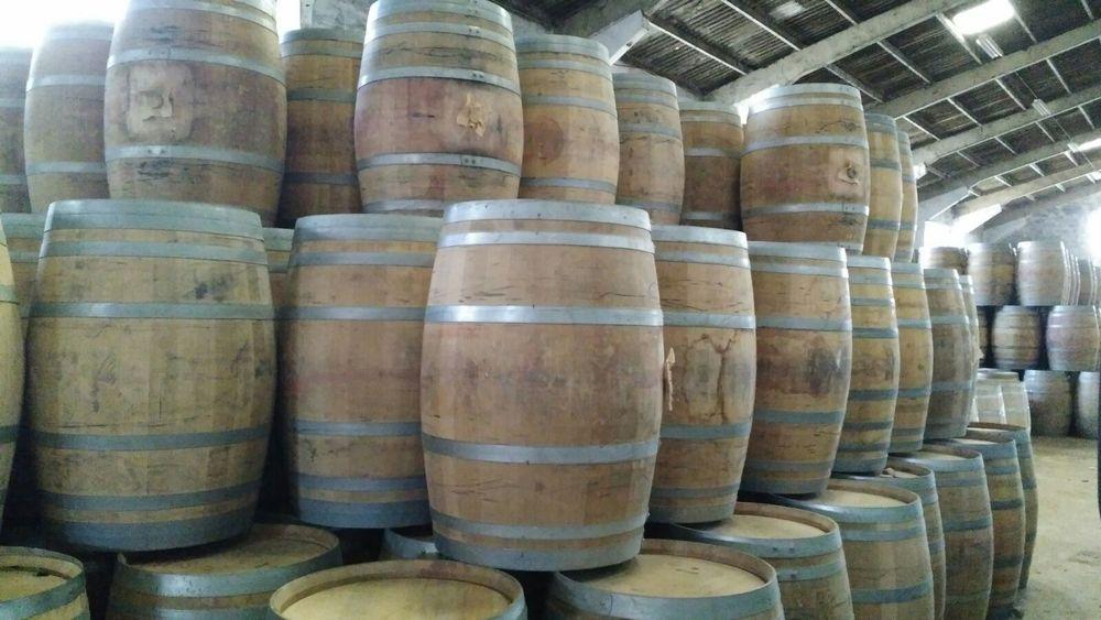 Barricas/Barril/Pipos avinhados madeira de carvalho 225 litros Bougado (São Martinho E Santiago) - imagem 6