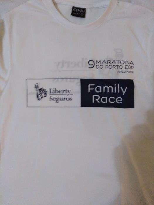 T-Shirts técnicas de corrida S