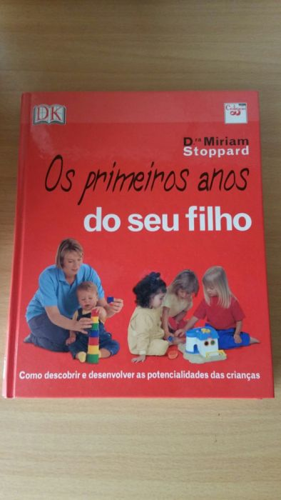 Livro - Os primeiros anos do seu filho