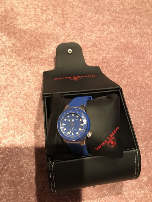 Relógio unisexo Swiss Legend