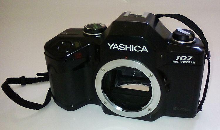 Yashica 107 Multi Program