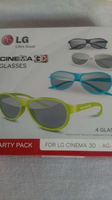 Óculos 3d novos