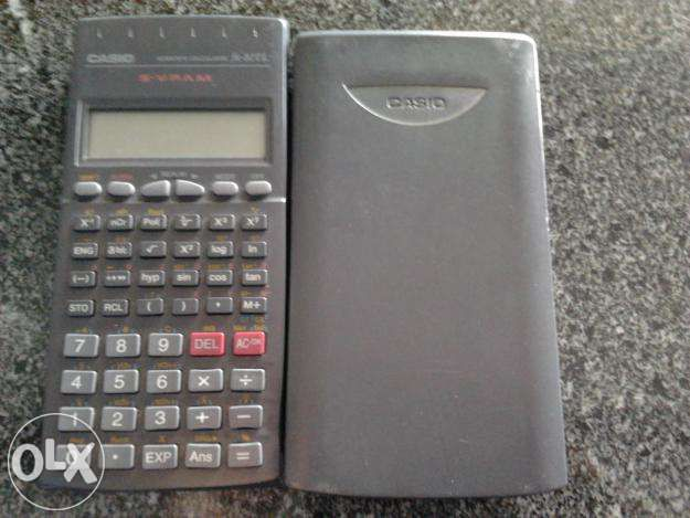 Maquina Calculadora Cientifica Casio Torres Novas (São Pedro), Lapas E Ribeira Branca - imagem 2