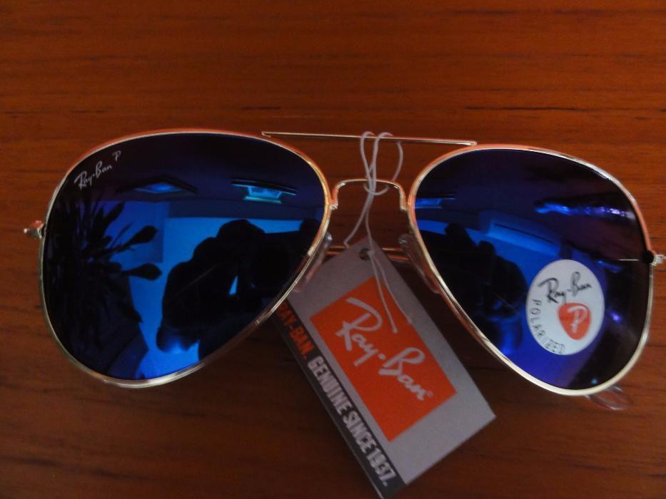 94945a7a4 Óculos de sol RAY.BAN AVIATOR CLASSIC Lente Polarizada Alfragide • OLX  Portugal