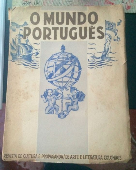 Mundo Português revista de cultura e propaganda