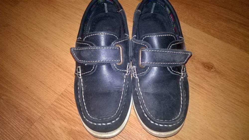 Sapato vela de rapaz, n 32