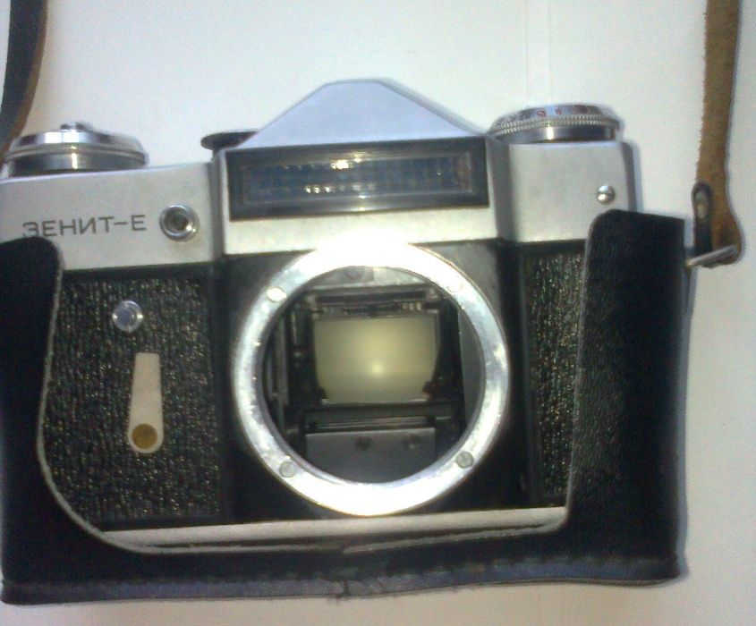 Fotoapparat Zenit E Bez Obektiva Pr Vo Sssr 130 Grn Plenochnye Fotoapparaty Herson Na Olx