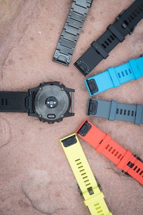 Braceletes/Pulseiras Garmin Fenix 2, 3, 5, 5X, 5S e vários Forerunner