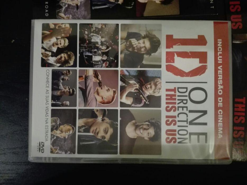Dvd do grupo one Direction