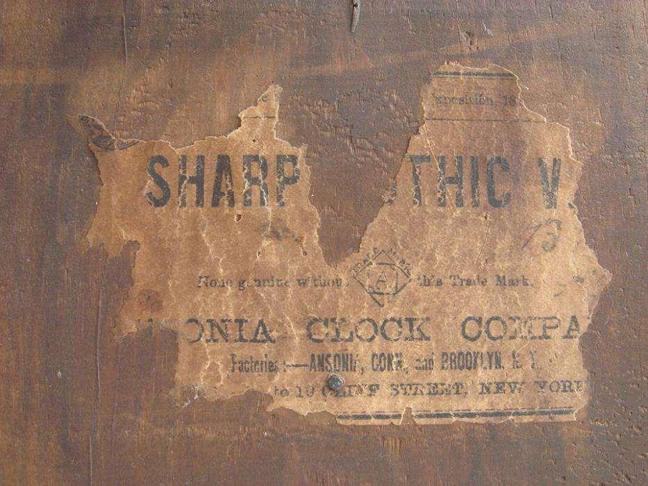 Relógio Capela Muito Antigo Lamego (Almacave E Sé) - imagem 3