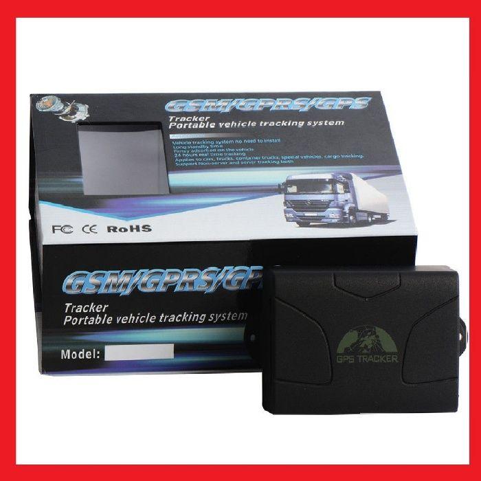 Localizador GPS e escuta do ambiente tk104 Bateria até 3 meses
