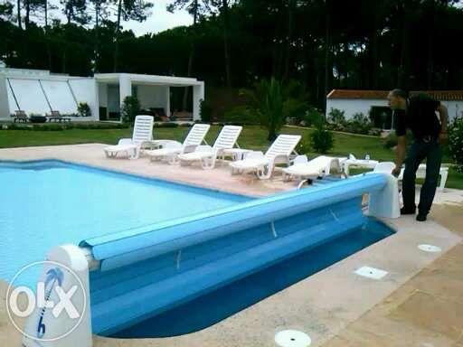 Cobertura piscina inverno aquecimento piscina cascais piscinas estoril Cascais E Estoril - imagem 1