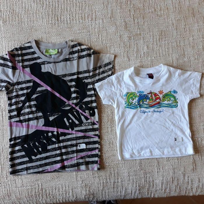 T-shirts crianças