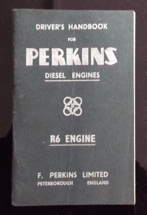 Perkins R6 - Manual do condutor