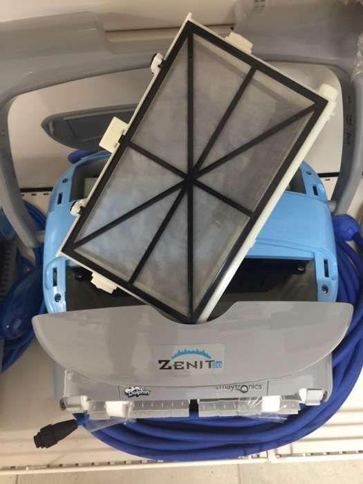 Robot zénit electrónico aspiração automática cascais piscina Cascais E Estoril - imagem 2
