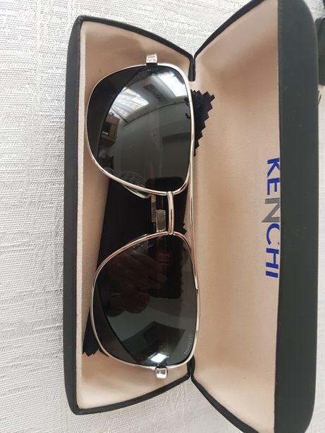 kenchi okulary przeciwsłoneczne