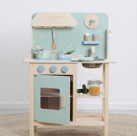 Kuchnia Drewniana Dla Dzieci Little Dutch Glogow Olx Pl