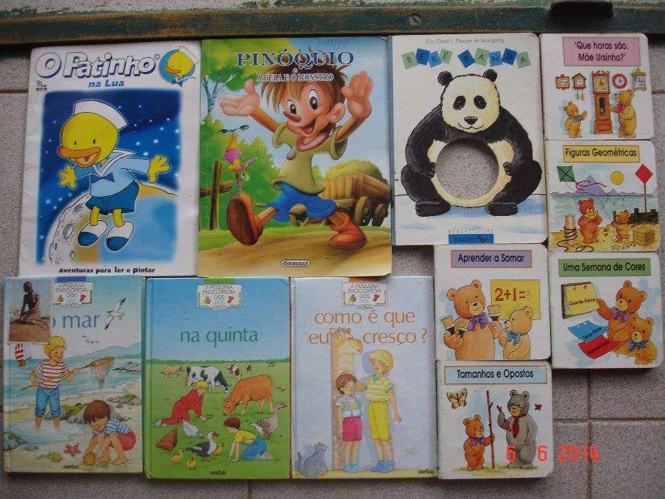 5794bb822 Livros Infantis Póvoa De Santa Iria E Forte Da Casa • OLX Portugal
