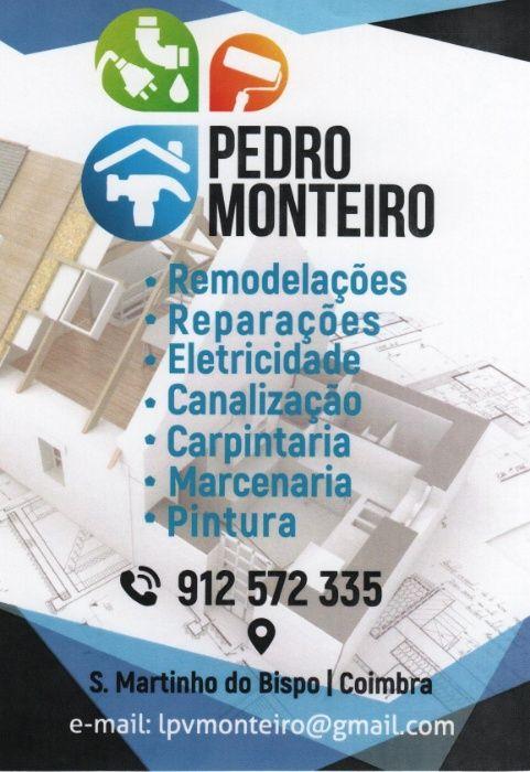 Pedro Monteiro - Reparações e Outros