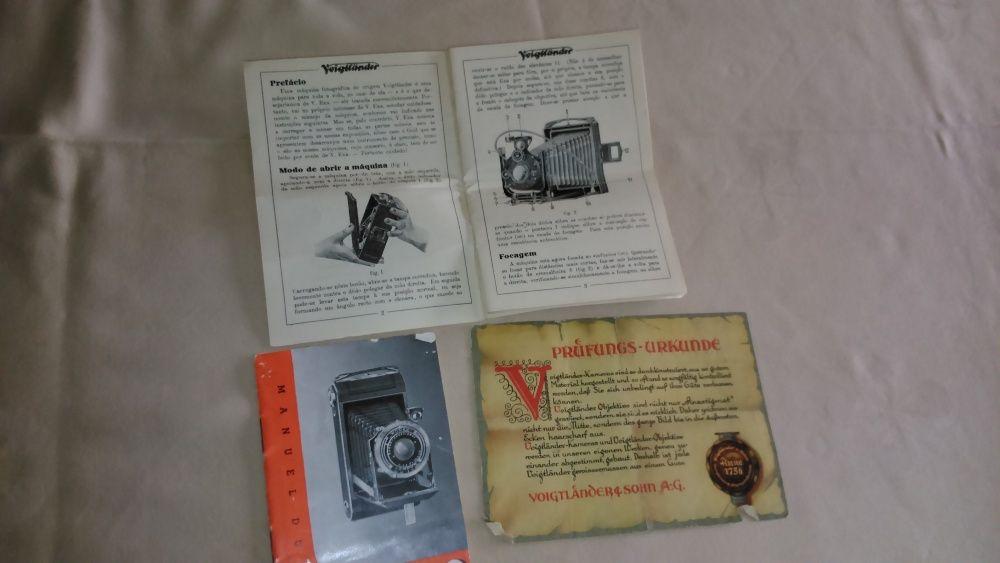Voigtländer Avus (Anos 1931/35) Algés, Linda-A-Velha E Cruz Quebrada-Dafundo - imagem 7