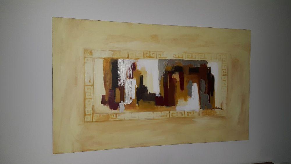 Pintura a oleo sobre tela