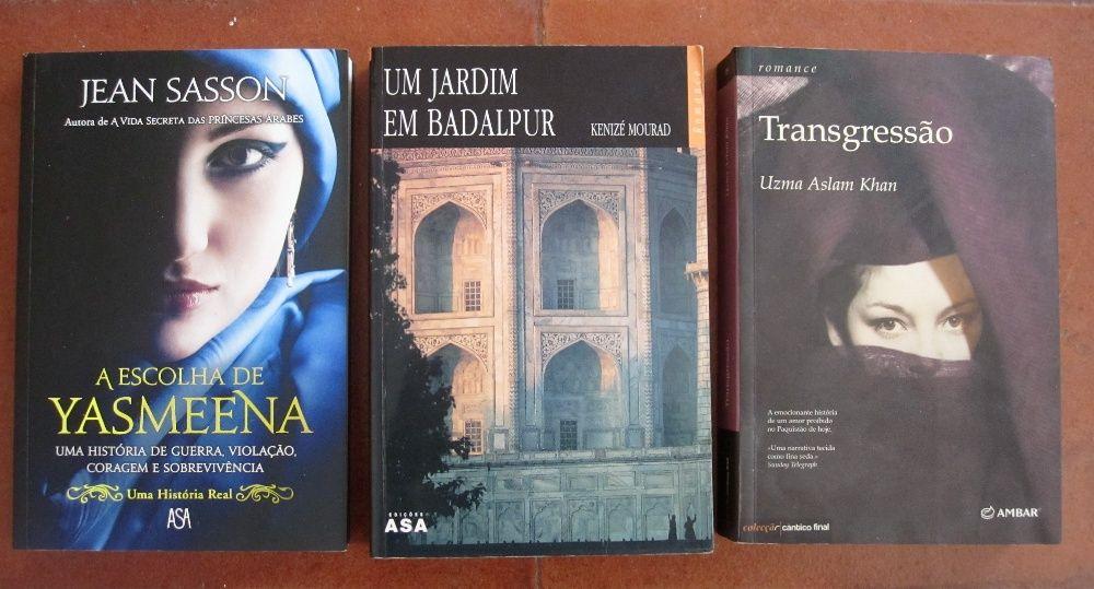 3 Livros sobre Mulheres de Coragem (Testemunhos)