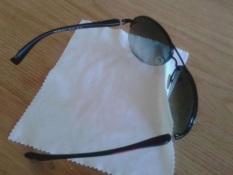 6d320e237efea Óculos de sol PRADA originais com acessórios Prada Homem Odivelas - imagem 7