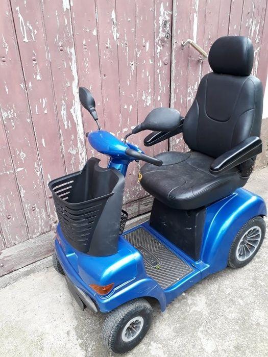 Scooter de mobilidade reduzida