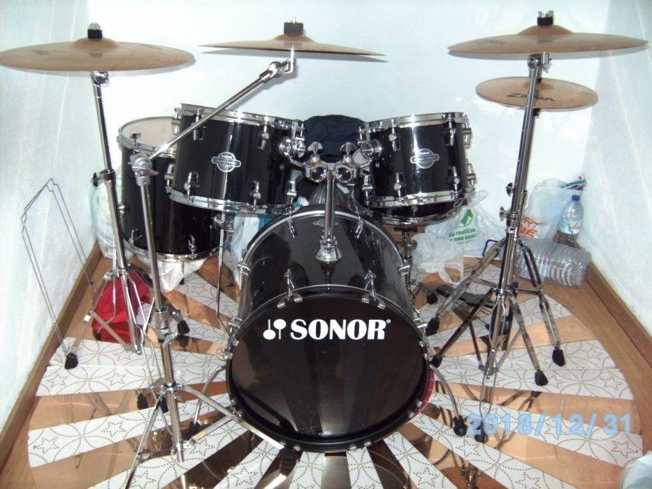 Bateria Acústica Sonor