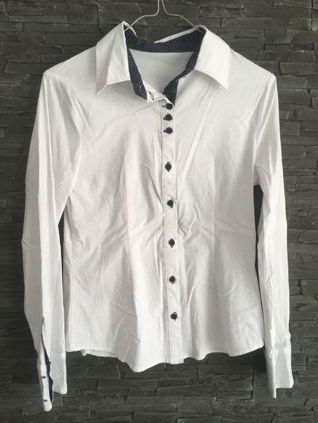 Koszule Damskie Białe rozmiary od 36 do 50 . Bielsko Bielsko