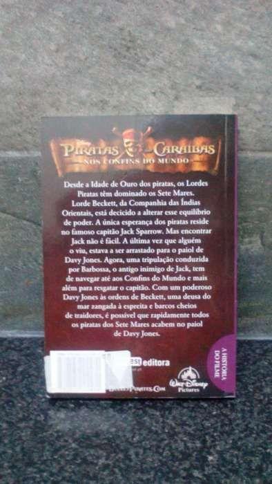 Livro Pirata das Caraíbas 'Nos Confins do Mundo' Olhão - imagem 2