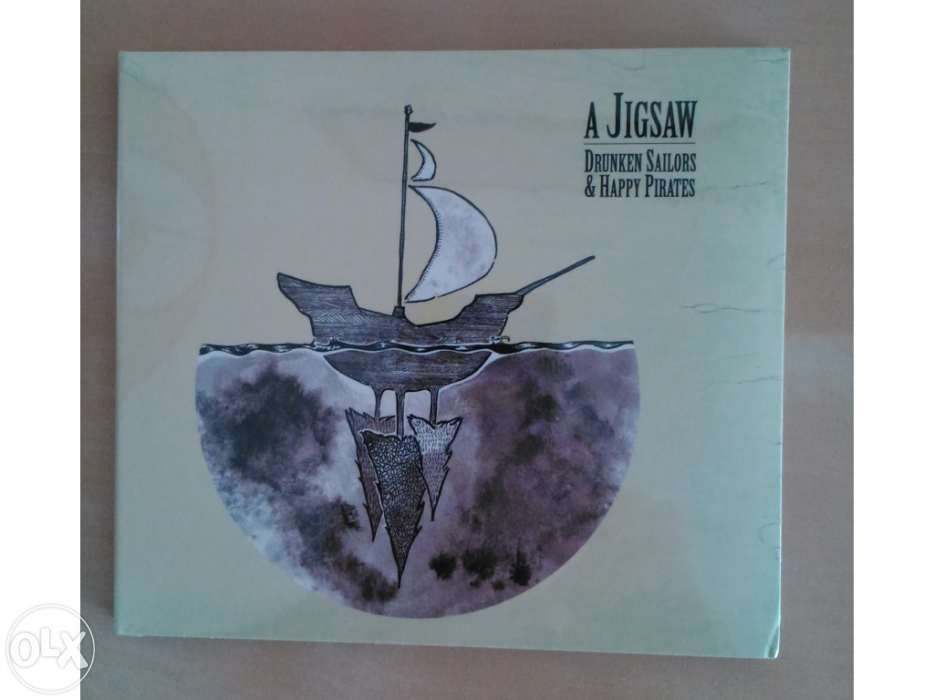 A Jigsaw - Drunken Sailors & Happy Pirates