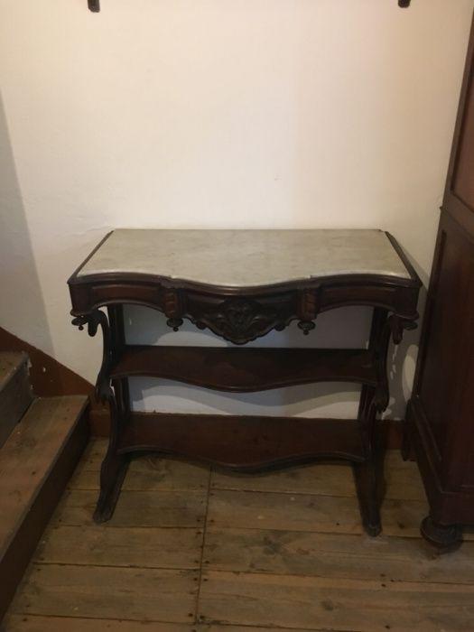 Mesa de apoio antiga