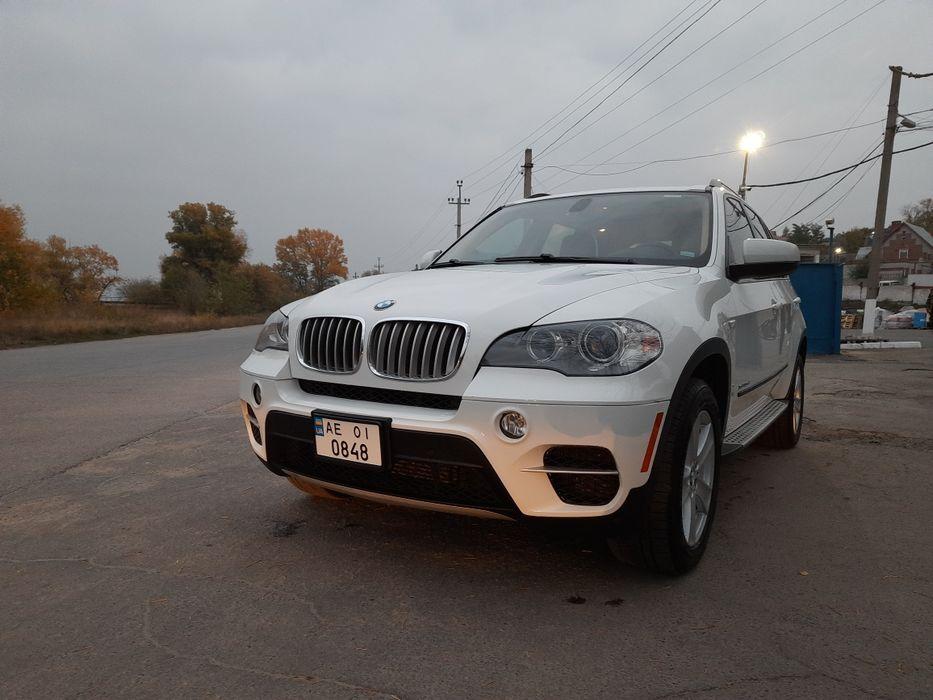 BMW X5 E70 3.0 дизель