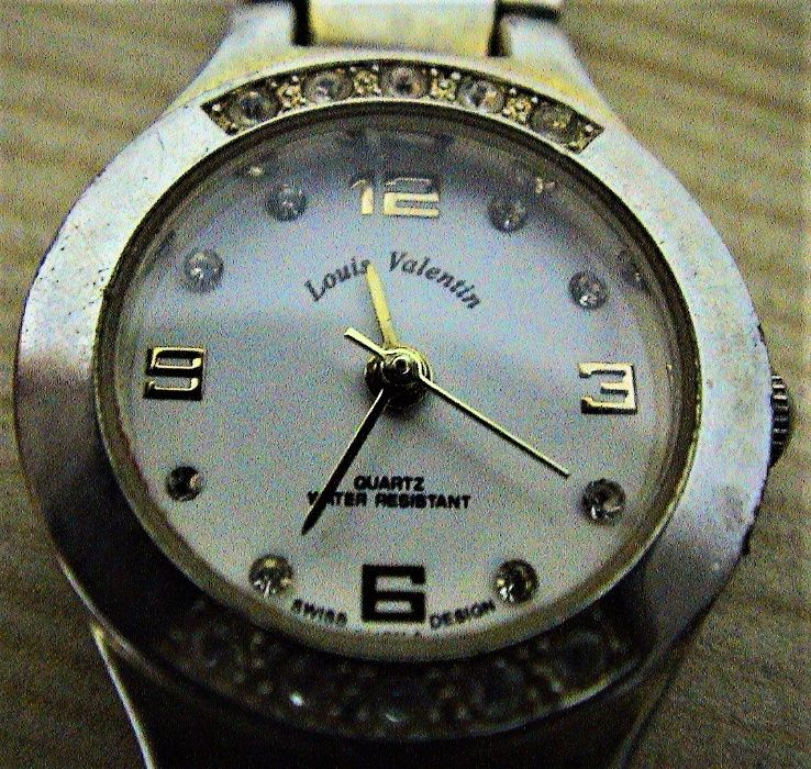 fe4c5cf733b Louis Valentin - Relógio quartzo
