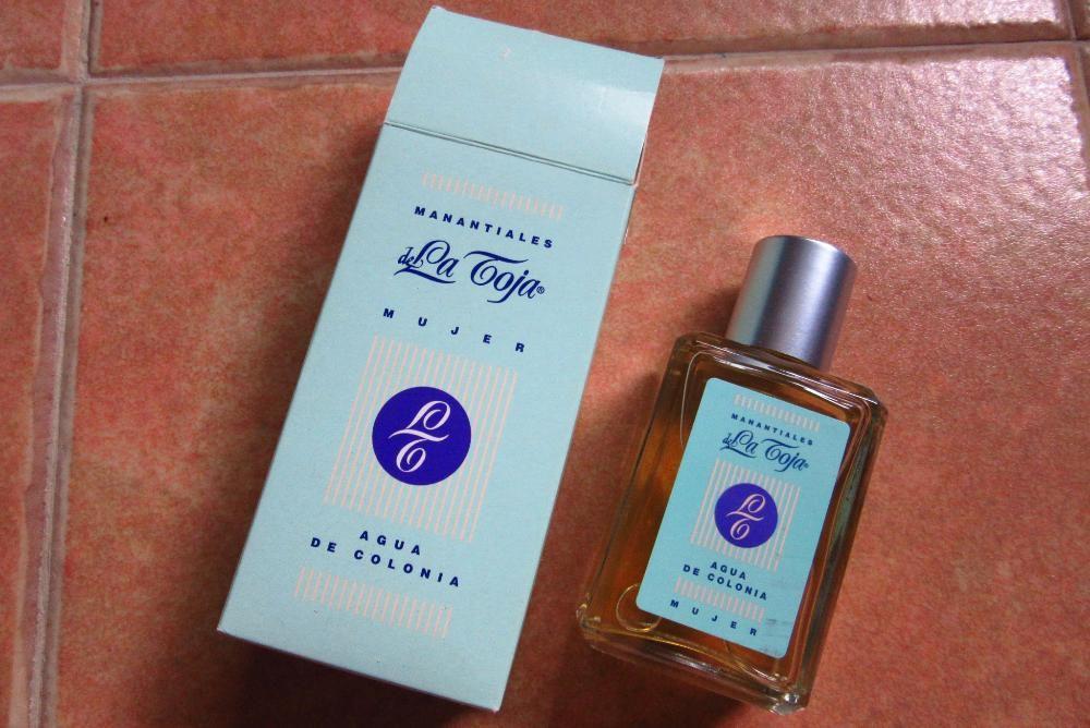 perfume - água de colónia de mulher