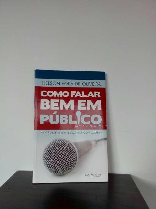 Livro Como Falar Bem Em Público