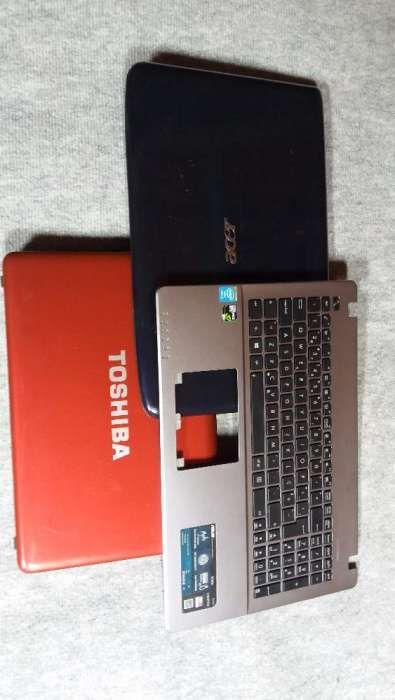 Carcaças / Plasticos - Asus Hp Toshiba Acer Compaq Vaio Fujitsu Insys