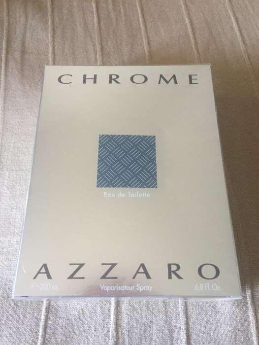 Azzaro Chrome EDT 200ml Original
