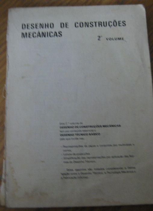 Desenho de Construções Mecânicas volume II
