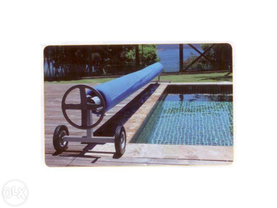Enrolador piscina solar barato 5 m l cascais piscinas spas estoril