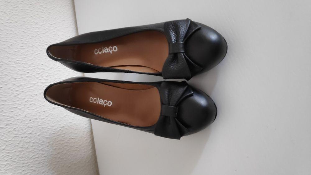 03fbddc8d Sapatos em pele. Novos - Oeiras E São Julião Da Barra - Sapatos em pele